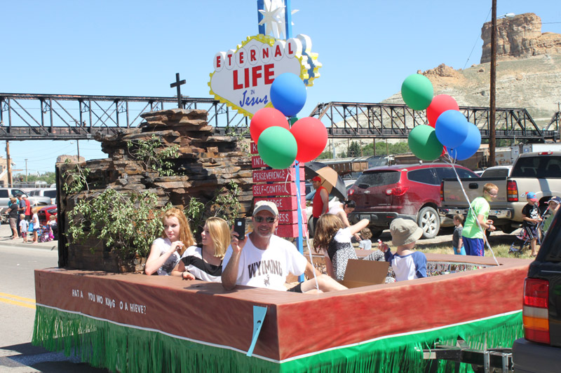 Entries Wanted For 2018 Flaming Gorge Days Parade!