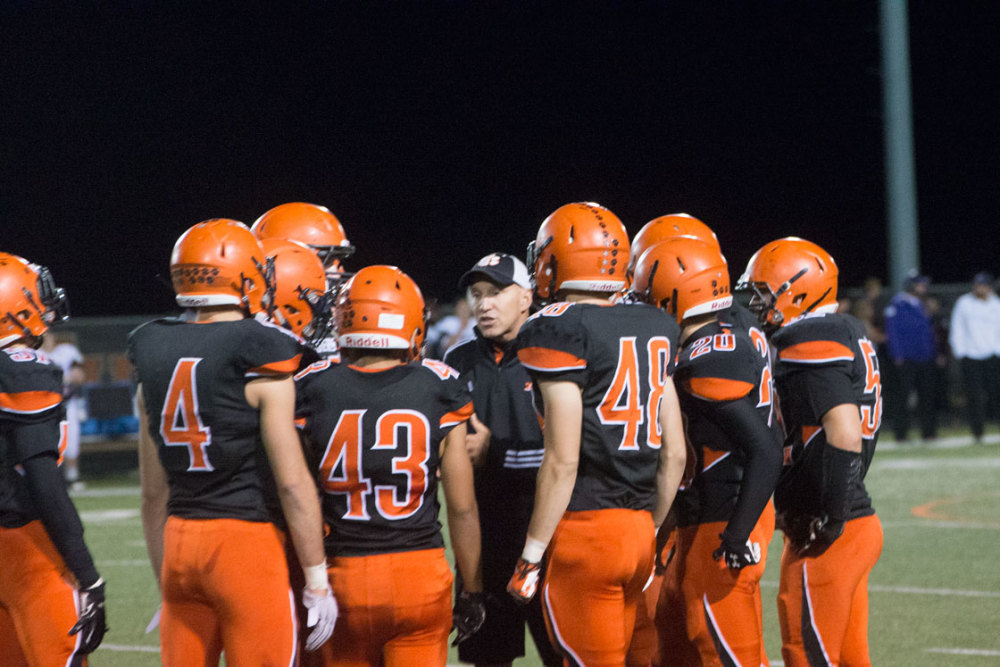 Wyoming High School Football Championship Finals and Final Standings for the 2015 Season