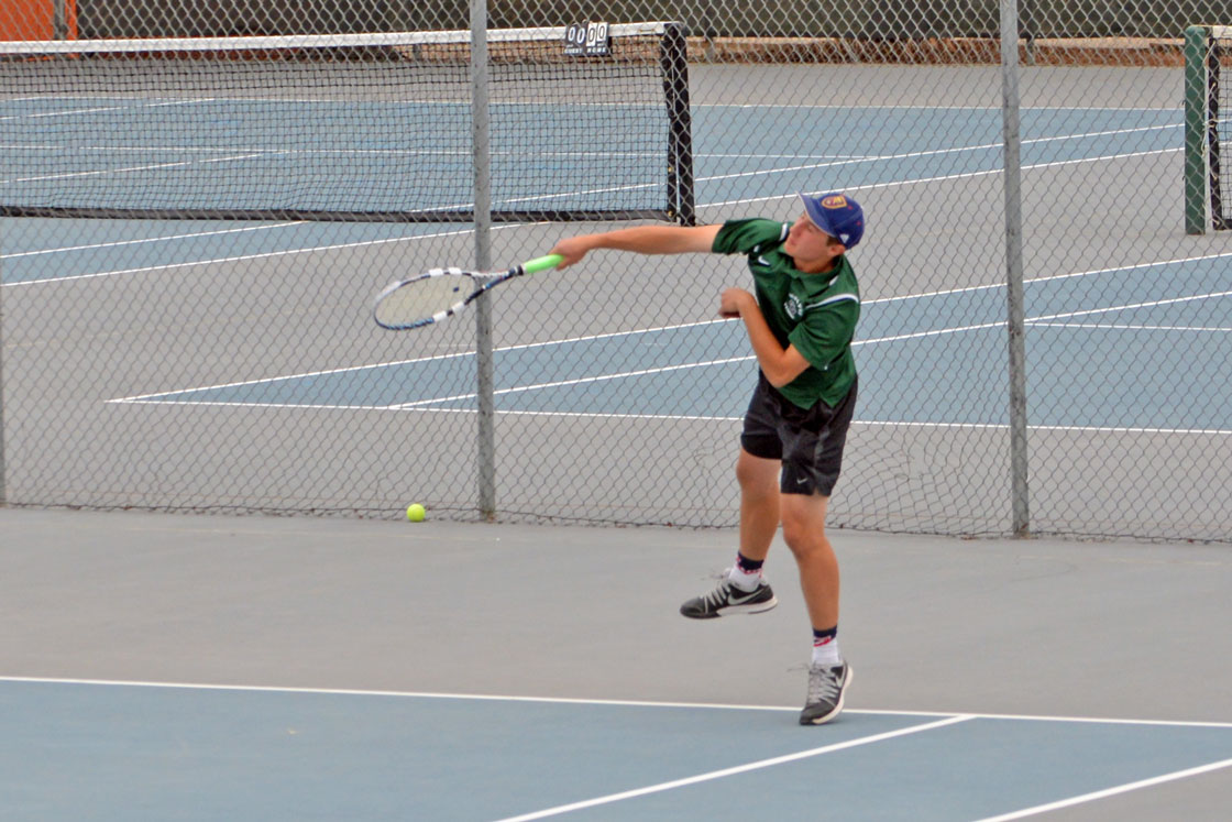 Green River Tennis Ready for Regionals