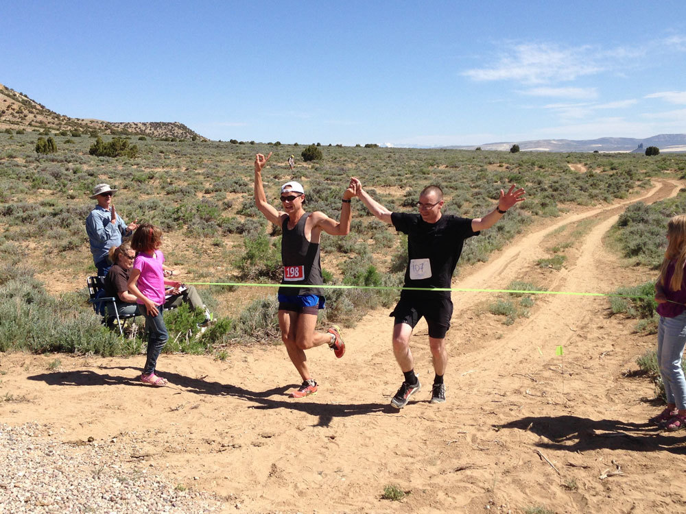 Run the Red Desert results in: Rock Springs runners Brenda Gray and Scott Pies take the gold