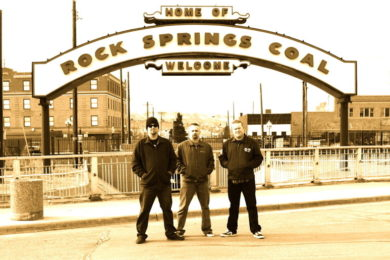 Shocktroopers and Teenage Bottlerocket to play old RS Legion Hall 6:00 pm Tuesday, April 23