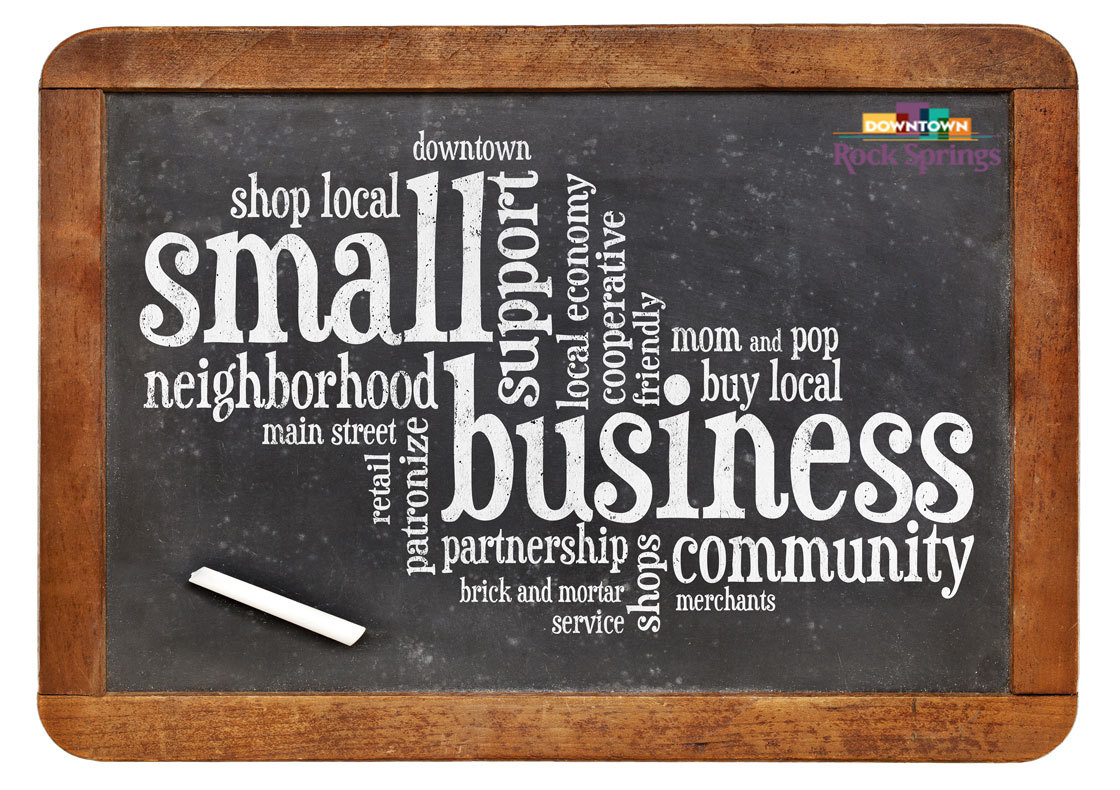 Support Small Business Saturday By Shopping in Downtown Rock Springs