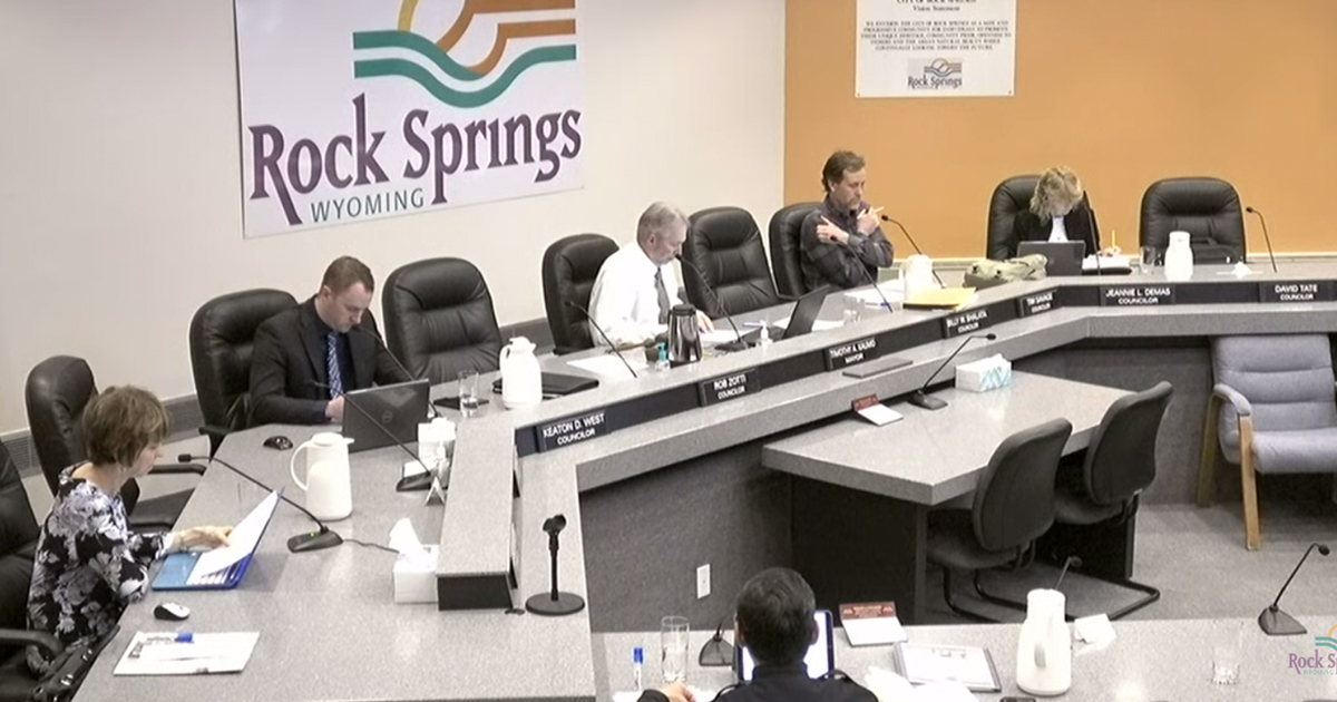 City of Rock Springs Suspends Projects on Sixth-penny Tax Initiative