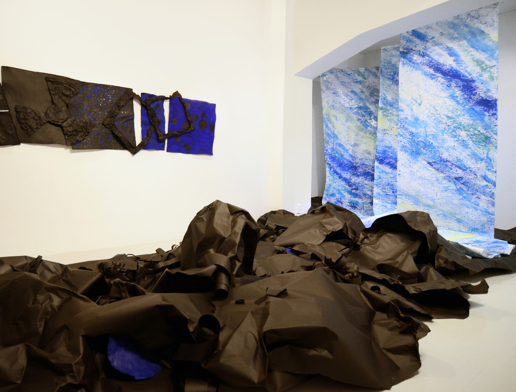 WWCC Art Gallery Installation Examines 'Sorrow and Hope'