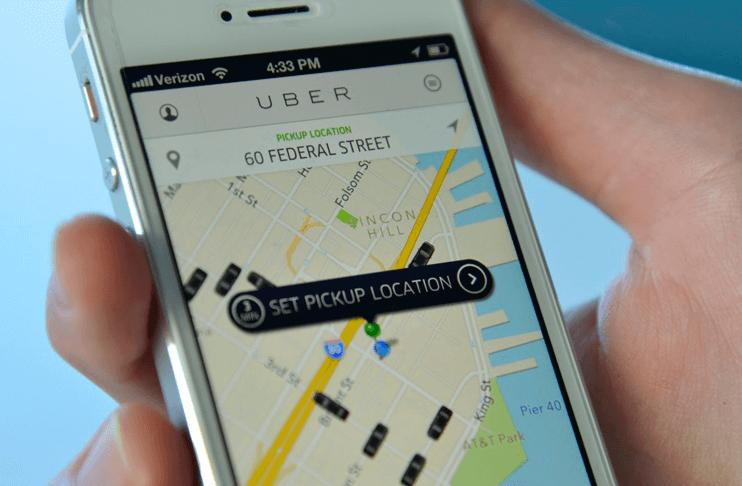 Uber Is Coming to Rock Springs