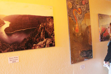 Artwork Sought for Rock Springs Underground Gallery