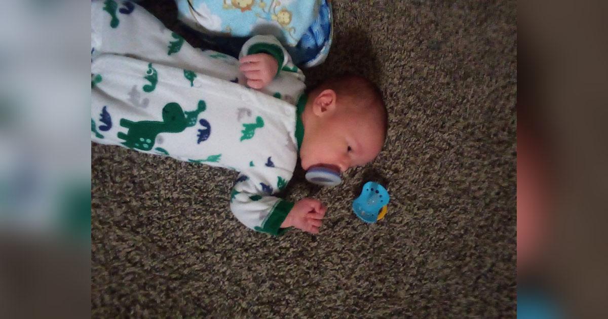 Birth Announcement: Exavior Issac Chatwin