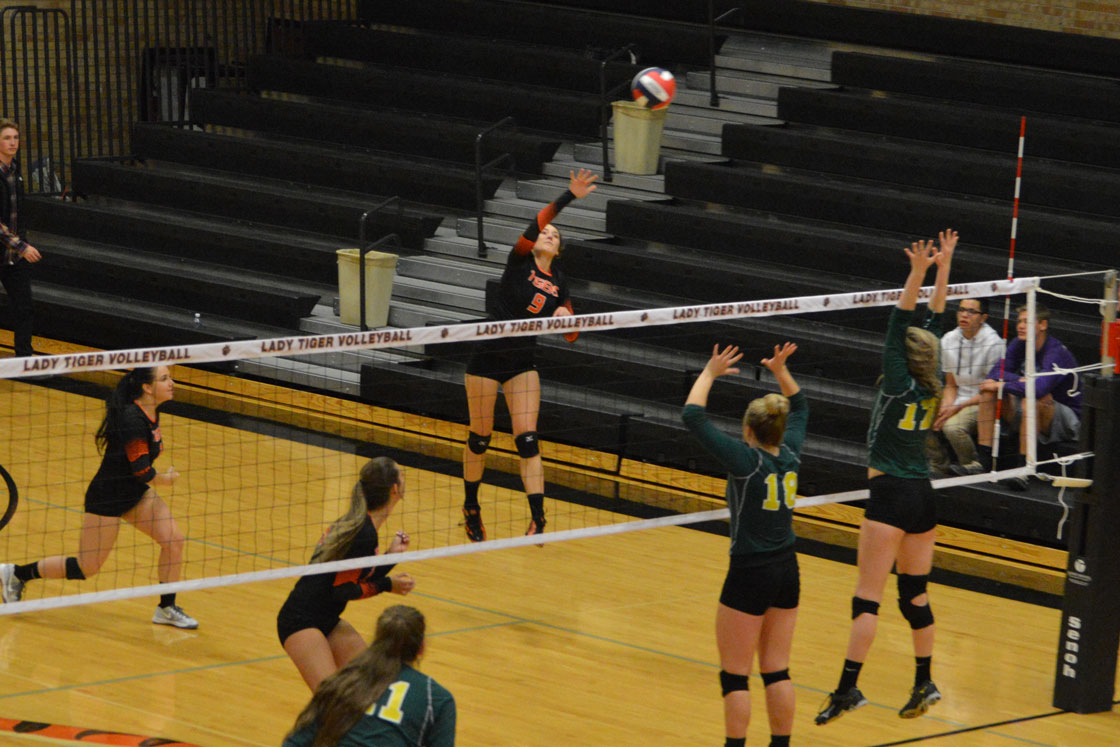 Regional Volleyball Results