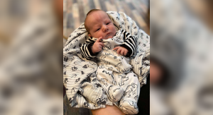 Birth Announcement: Wyatt Hayes Liptak