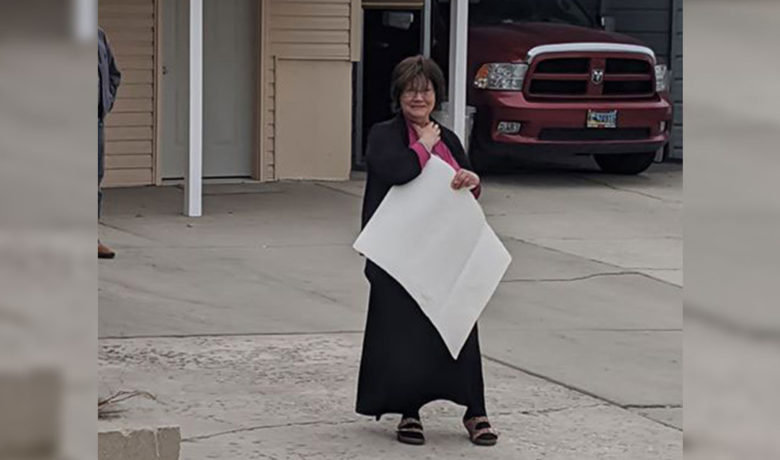 Community Shows Support for Beloved Green River Woman