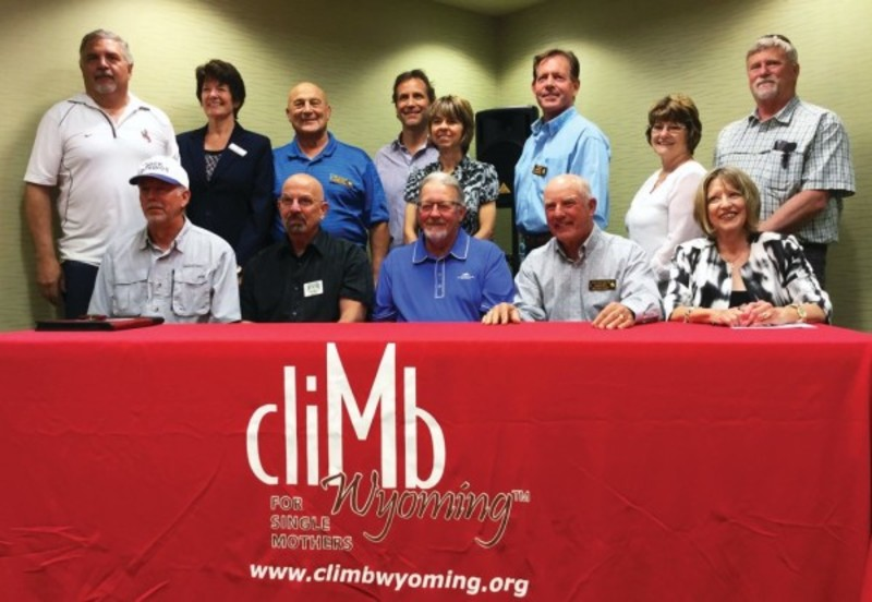 CLIMB Wyoming Will Return to Sweetwater County