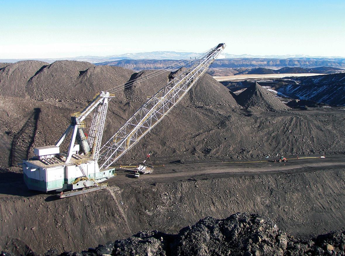 Good News For Coal Mine Near Craig Colorado