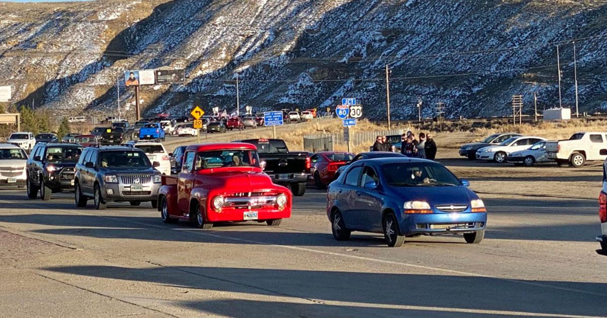 'Cruising the Drag' Raises $15,386 for COVID-19 Response Fund