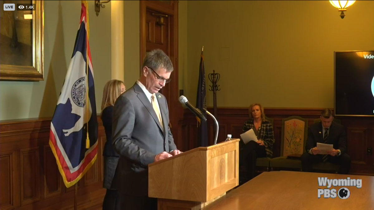 Governor Gordon Extends State Health Orders Through September 30