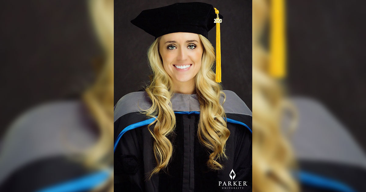 Former Sweetwater County Resident Graduates from Parker University as a Chiropractor