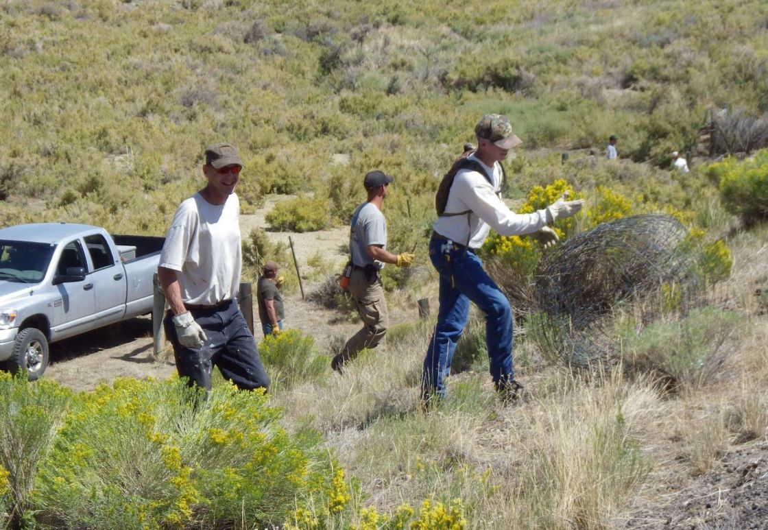 BLM: Kemmerer National Public Lands Day Event a success