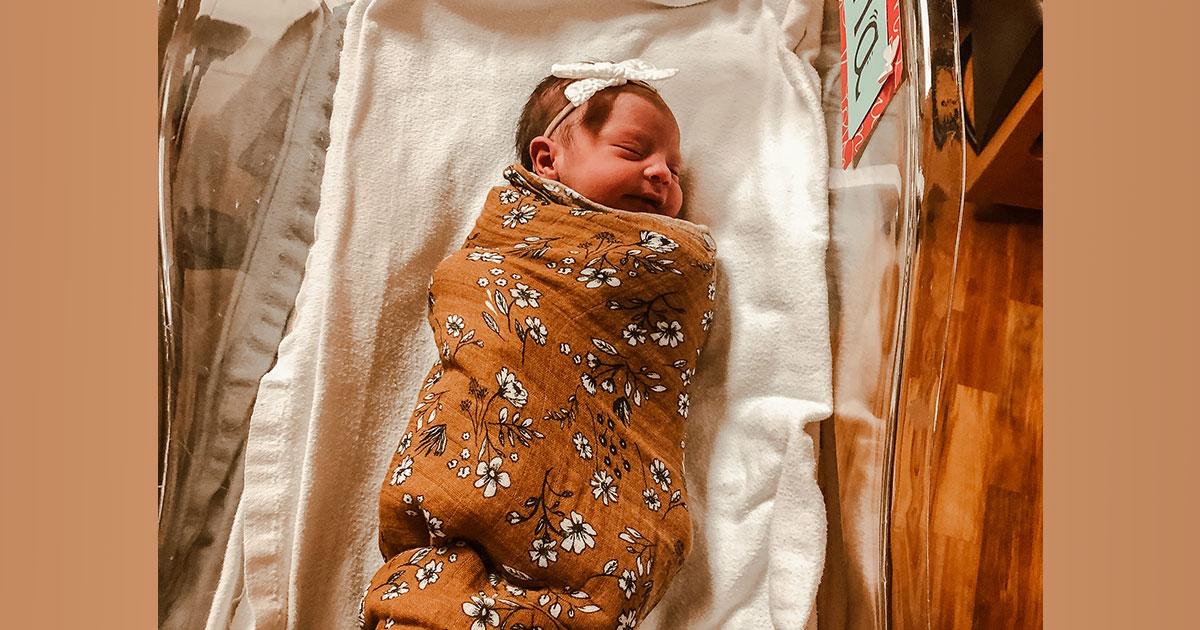 Birth Announcement: Olivia Elizabeth Suarez