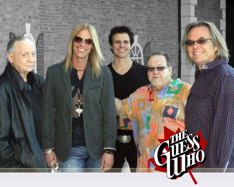 The Guess Who – LIVE at the Sweetwater County Events Complex