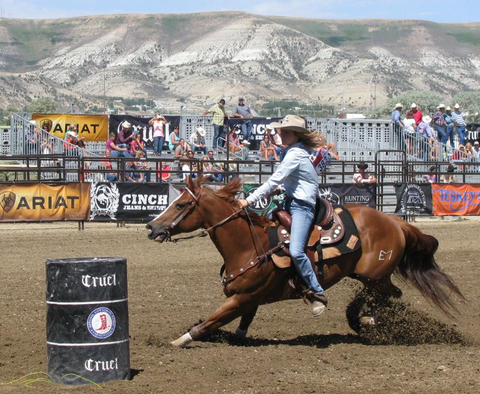 2015-2016 National High School Finals Rodeo Underway
