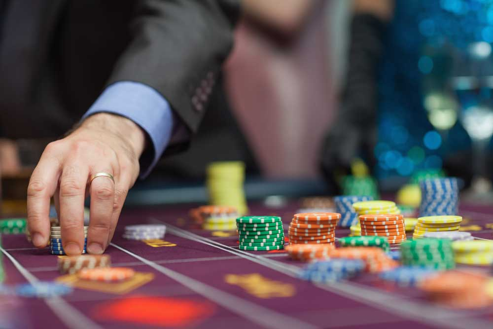 Casino Fever At Young At Heart This Saturday