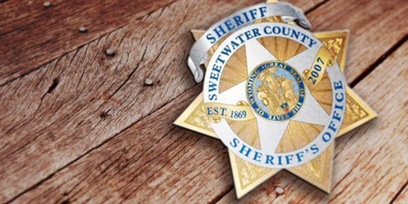 Sweetwater County Arrest Reports for October 30th