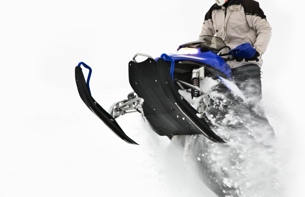 Snowmobiling with the Pros: a Greenhorn's Perspective