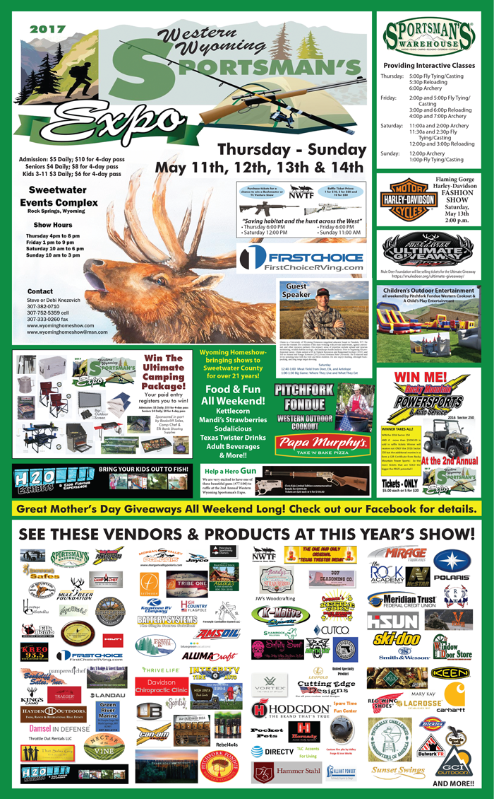 Get Equipped for Outdoor Adventure at the Sportsman's Expo