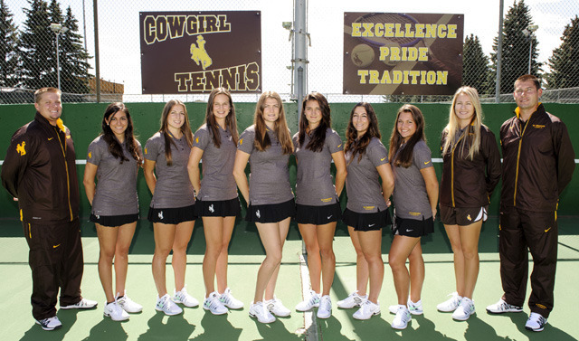 Cowgirl Tennis beat both Boise State and Utah State, 5-2;  UW wraps up league play next Saturday
