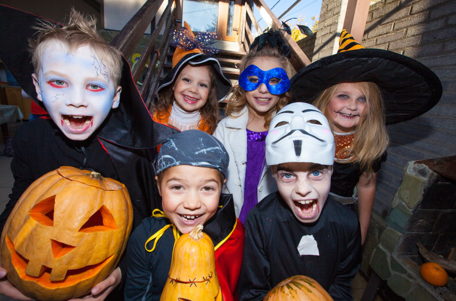 Bring Your Ghouls and Boys; Trick-or-Treat Extravaganza