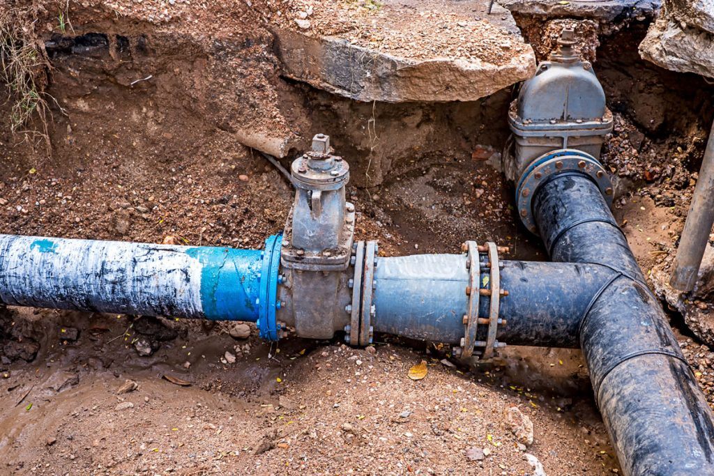 Local Contractor Awarded Bid for Water Line Project in Green River