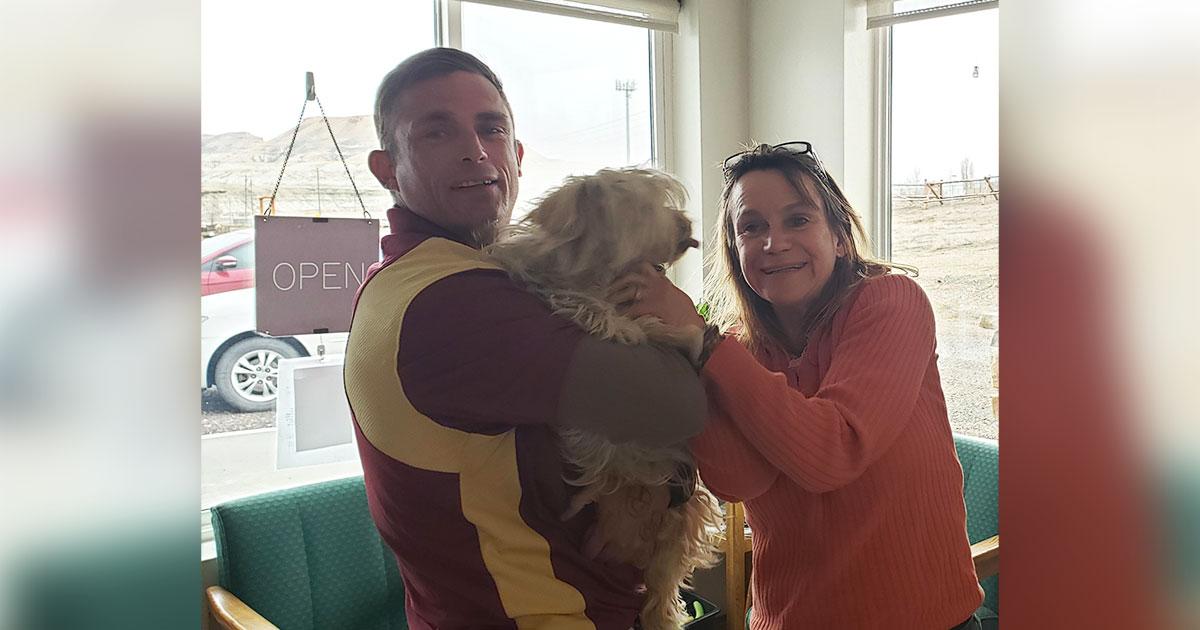 Dog Lost in I-80 Crash Turns Up After 3 Months