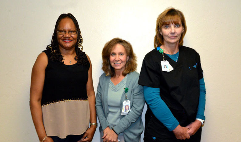 Three Memorial Hospital of Sweetwater County Nurses honored with professional awards or nominations