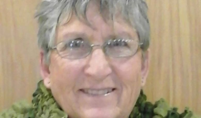 Peggy Robertson named March Volunteer of the Month