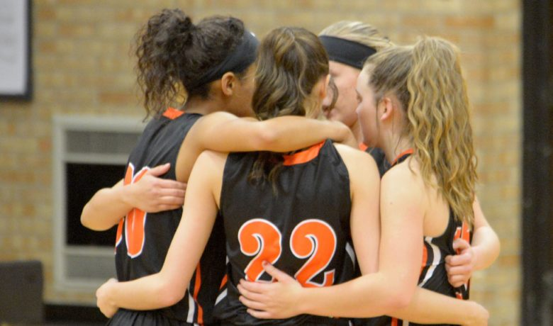 Fourth-Quarter Run Leads to Lady Tiger Sweep of Kelly Walsh