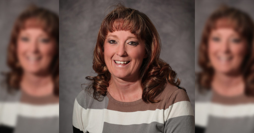 Nicole Halstead Earns Florence Nightingale Award for Excellence in Nursing