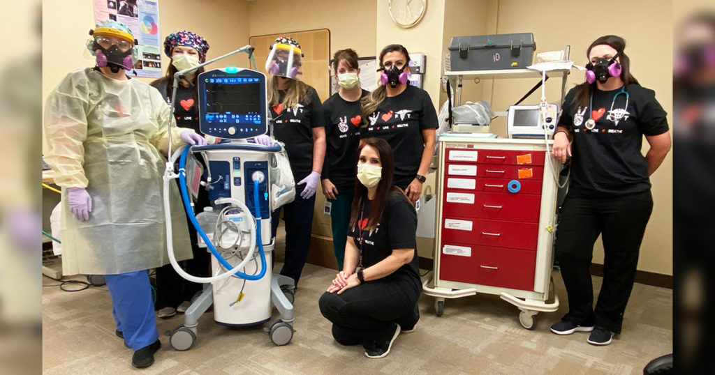 EDITORIAL: Behind Every Ventilator is a Respiratory Therapist
