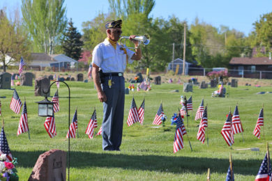 Memorial Day Ceremony Honors Those Who Gave the Ultimate Sacrifice