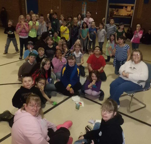 Able Hands volunteers help out at Boys & Girls Club of Sweetwater County