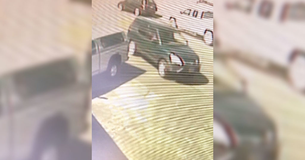 Rock Springs Police Department Needs Help Identifying Hit-and-Run Suspect