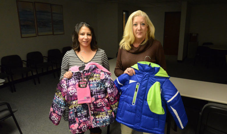 Rock Springs Coat Bank seeking donations; Boys and girls size 5 and 6 coats are needed urgently