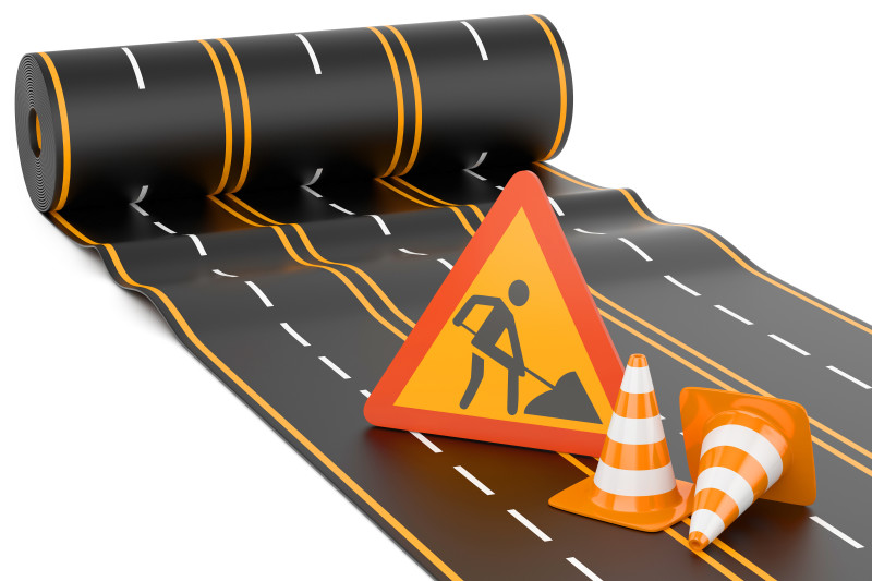 Going to Lander soon? Be aware of road work