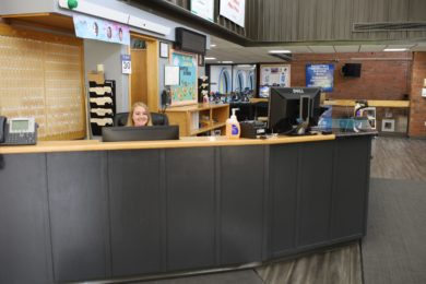 Take a Peek at the Green River Recreation Center's Renovations