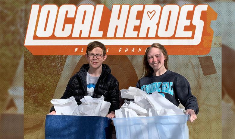 #LOCAL HEROES: Ashlyn & Colton Wolfe