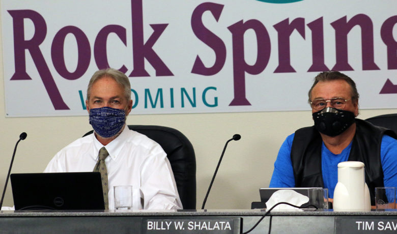 It's Business as Usual for Rock Springs City Council