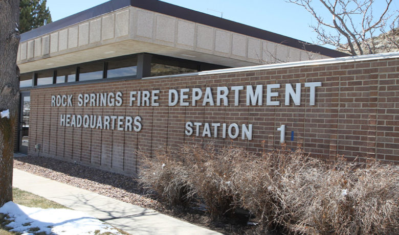 Master Plan Shows Rock Springs Fire Stations Need Updating