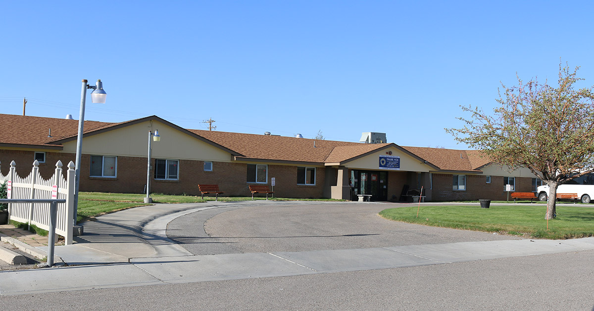 Sage View Care Center.'