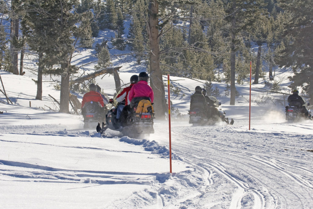 Wyoming Ranks as the Best State for Outdoor Winter Recreation