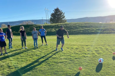 It's Time to Try Your Hand at Foot Golf!