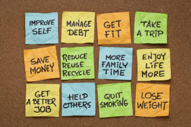 5 Tips for Achieving Your New Year's Resolutions