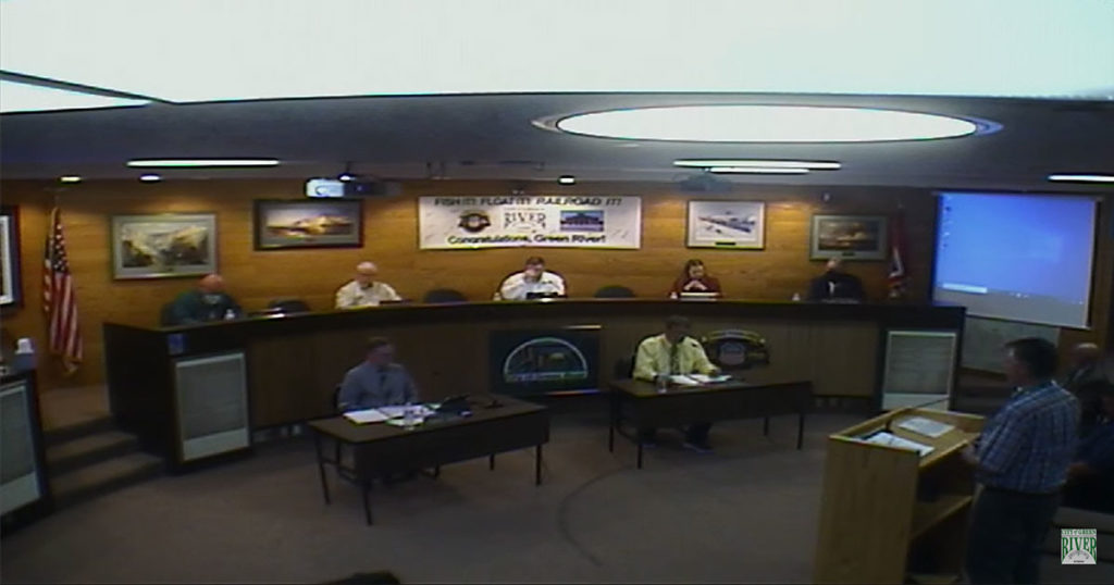 Green River City Council Approves Stormwater Management Study